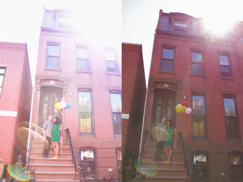 engagement brownstone brooklyn 1