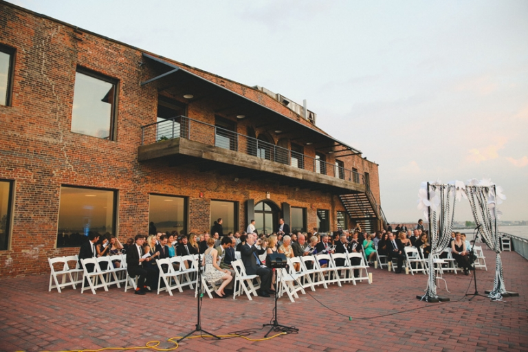 Venue The Liberty Warehouse Wedding