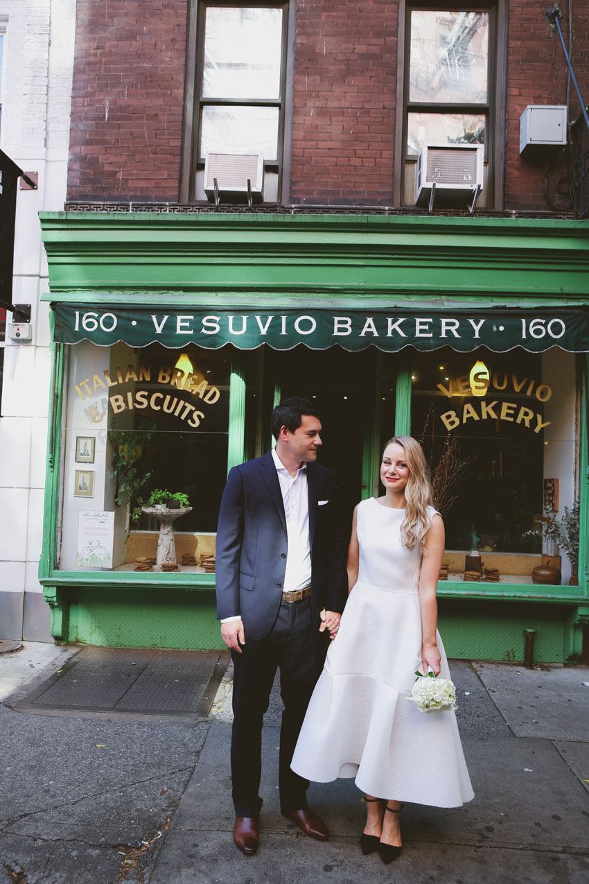 LAUREN & ROSS NYC ELOPEMENT | CENTRAL PARK CONSERVATORY GARDENS