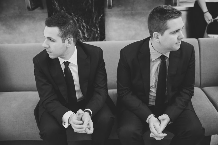 Jay & Theo | NY City Hall Elopement | Downtown Manhattan shooting