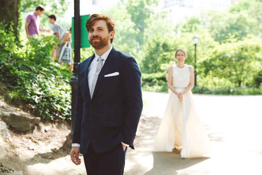 Mary and Jim | Cop Cot Central Park Wedding | The Gramercy Tavern