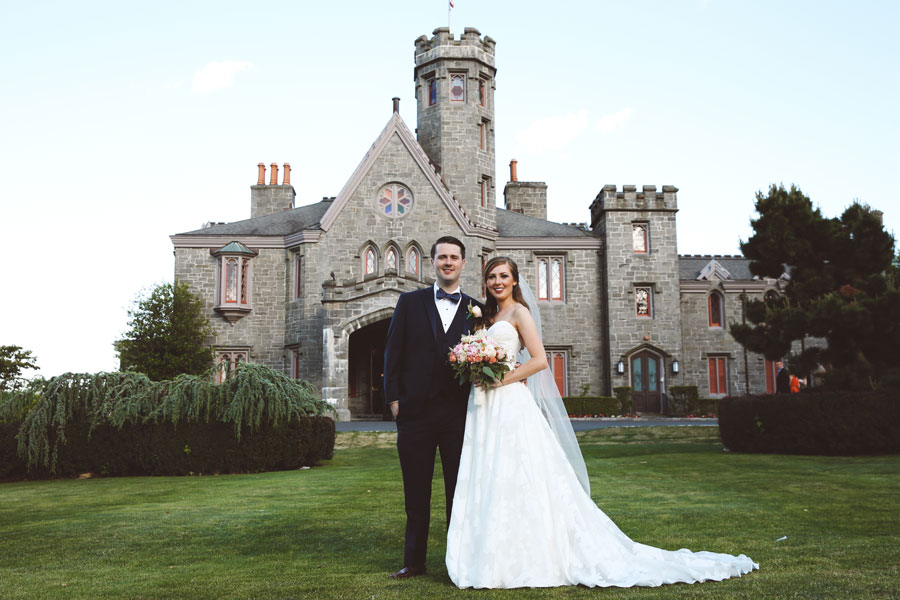 Whitby Castle Wedding