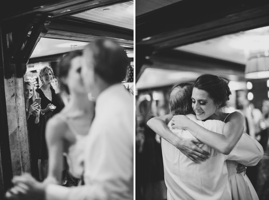 Father and Bride dances