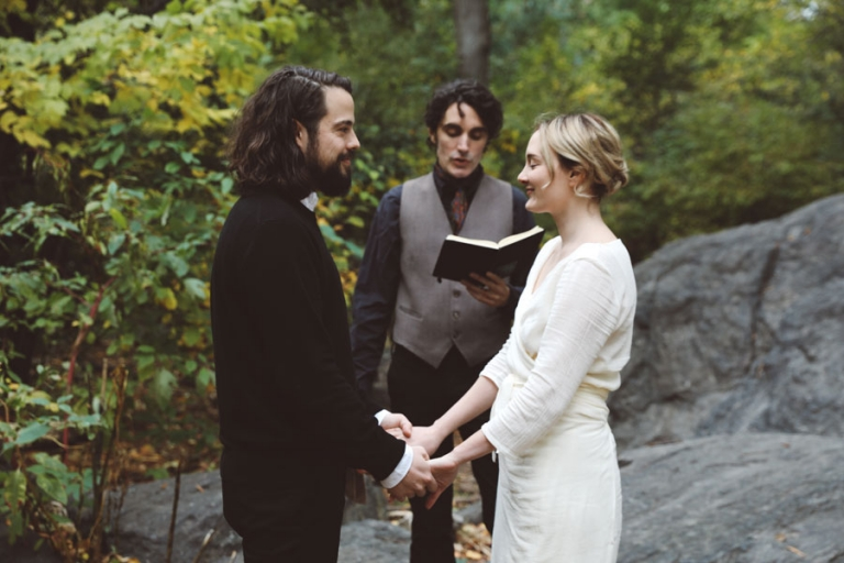 Central Park Elopement package