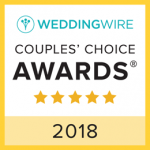 Wedding Wire Couple´s choice awards