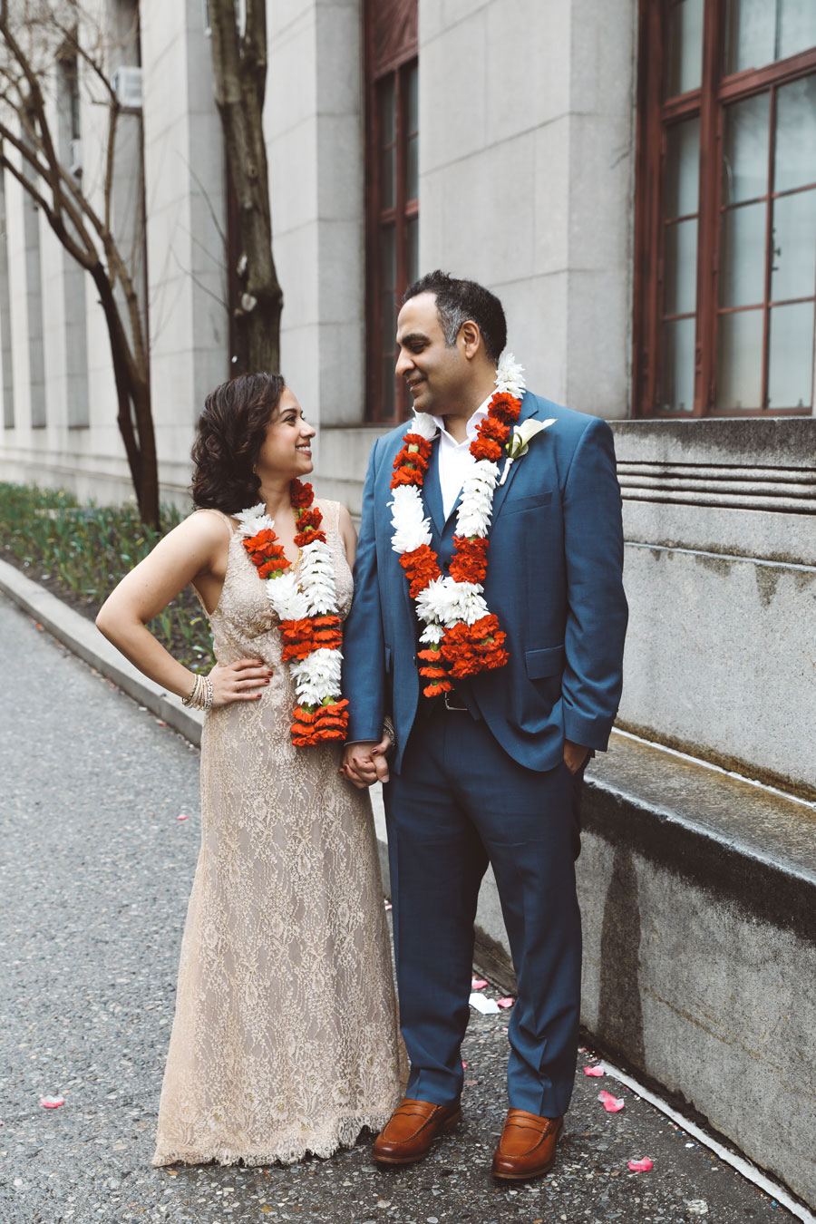 NYC Indian City Hall Wedding