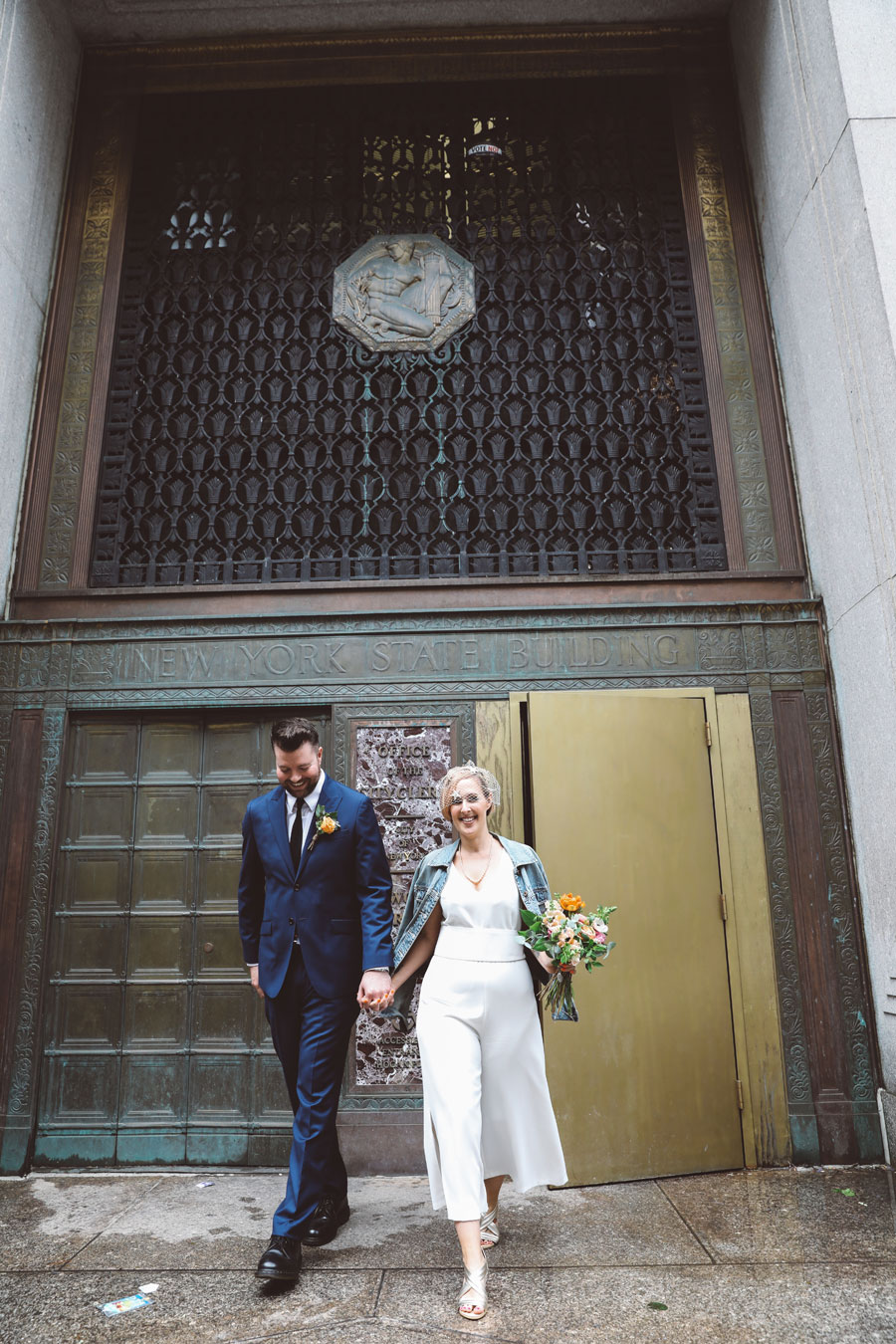 Elope to NYC City Hall