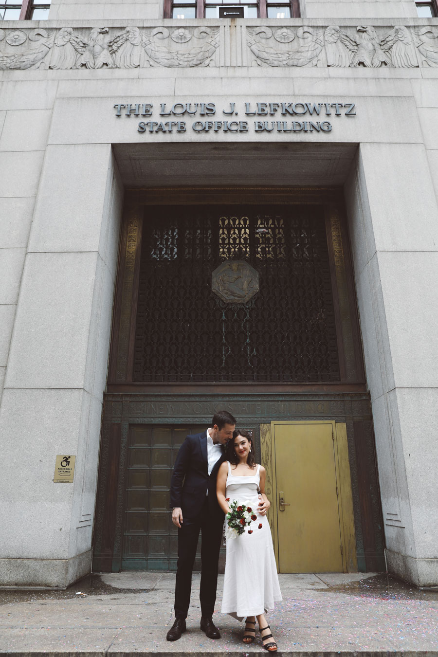 NY City Hall Wedding