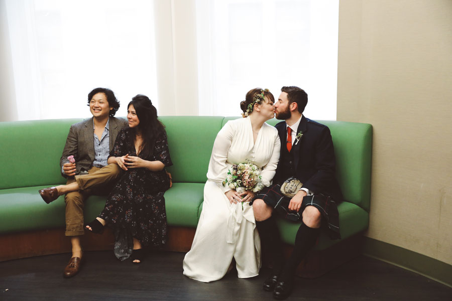 Elope at the City Hall
