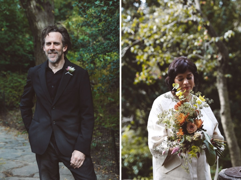 Shakespeare Garden Wedding