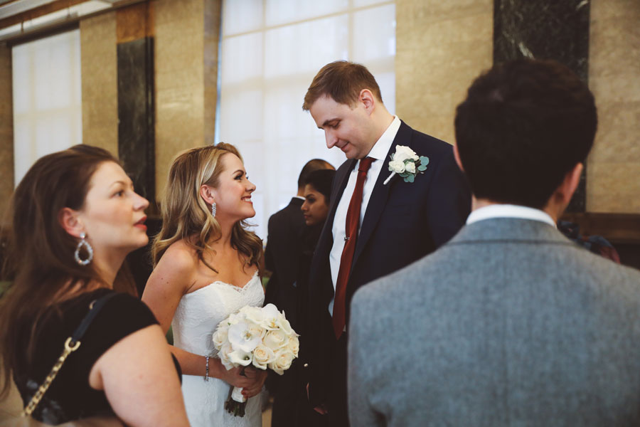 Moments of your City Hall wedding