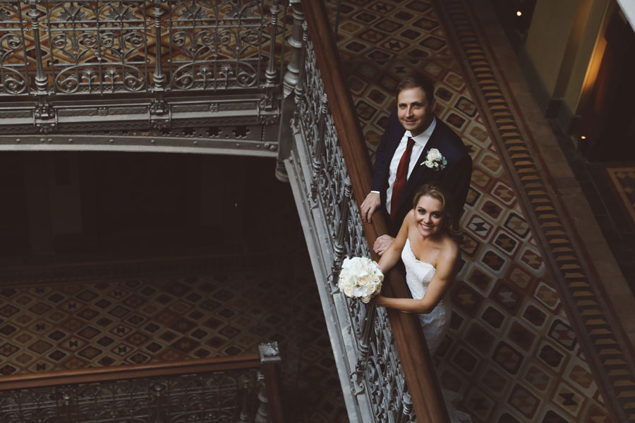 Wedding photos at the Beekman