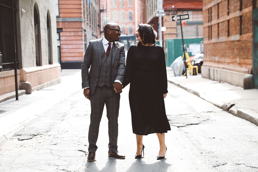 NY City Hall Elopement