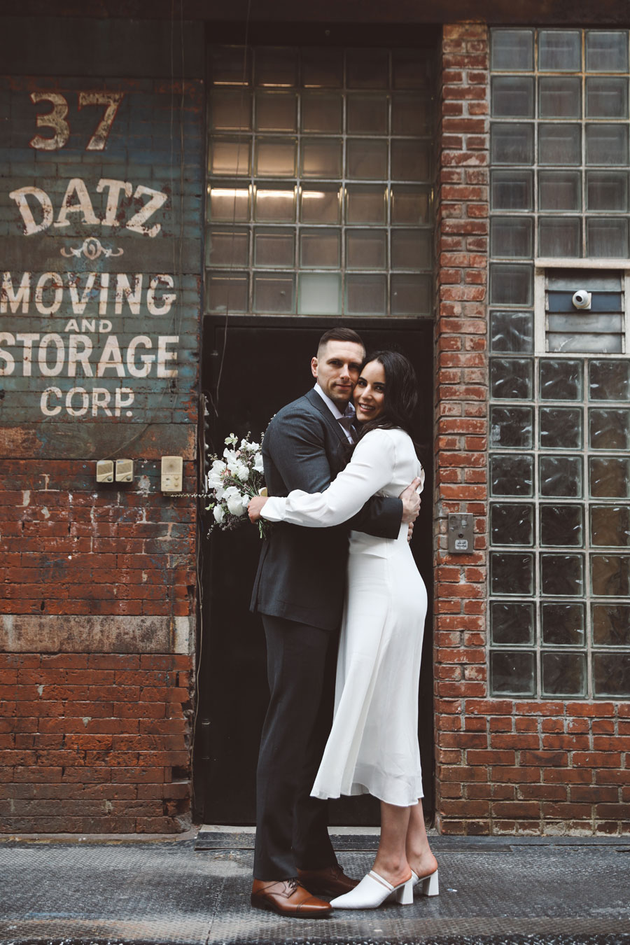 great nyc elopement photographer