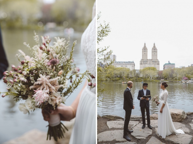 Best Intimate Central Park Wedding Photographer