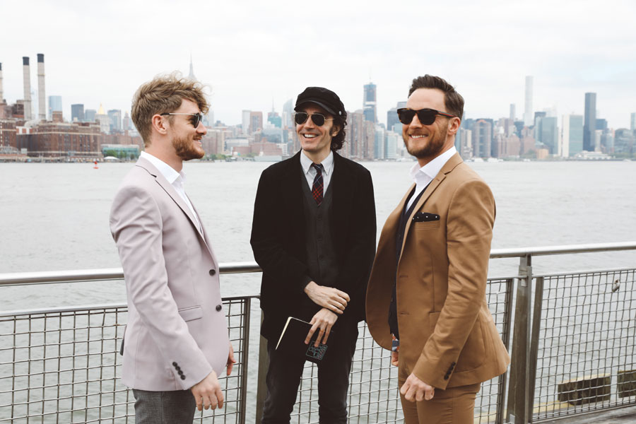 Same Sex Wedding in NYC