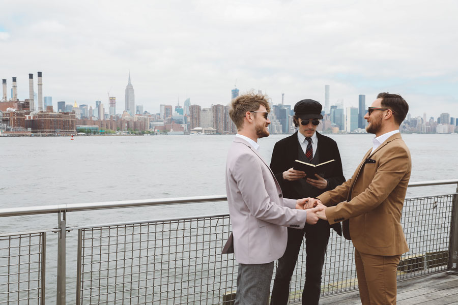 Gay Weddings NYC