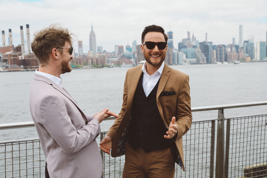 Gay Wedding NYC