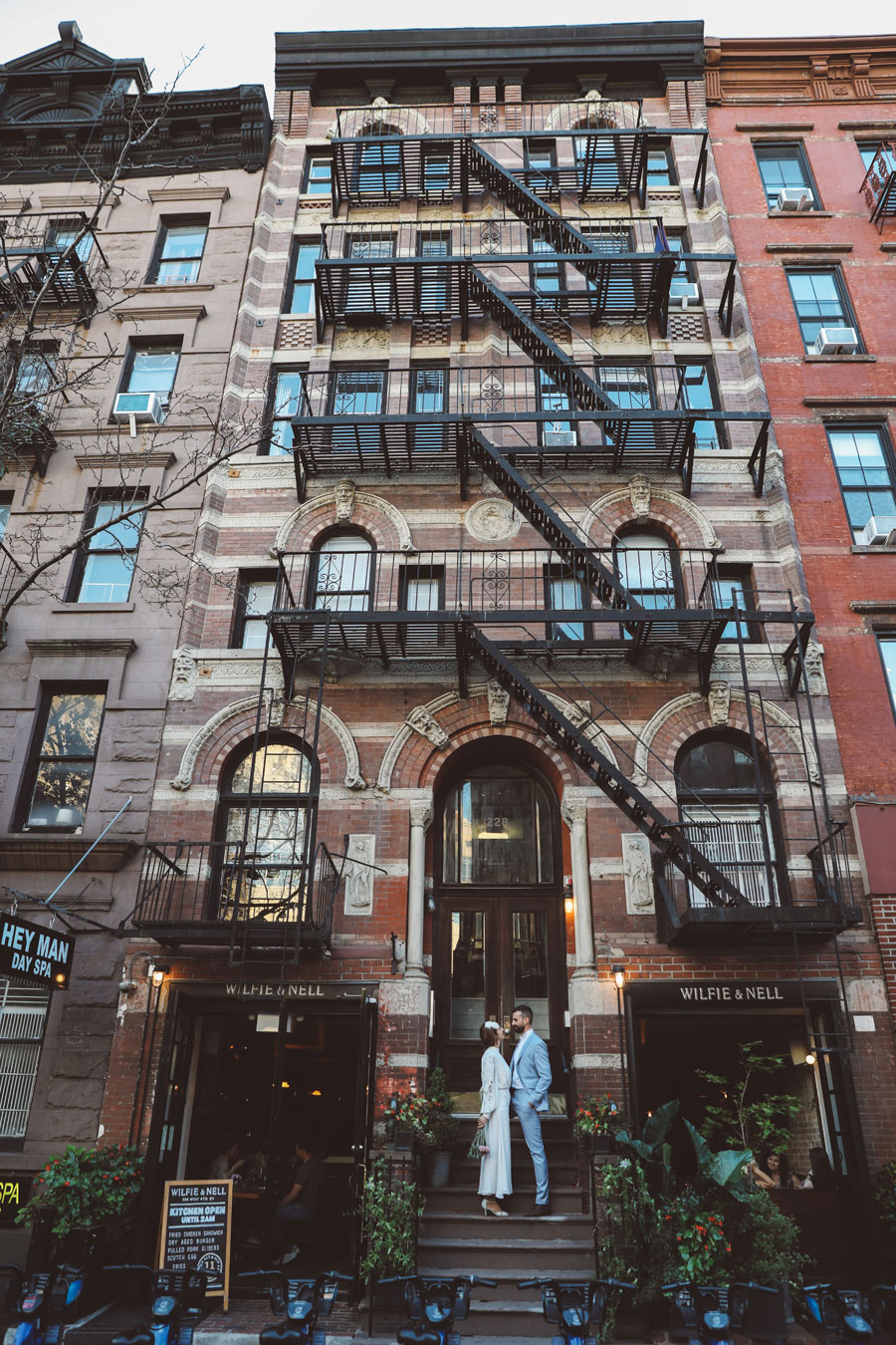 Eloping in the West Village